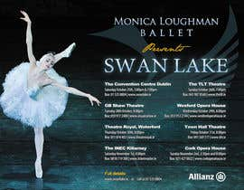 nº 18 pour Graphic Design for Swan Lake par solidussnake