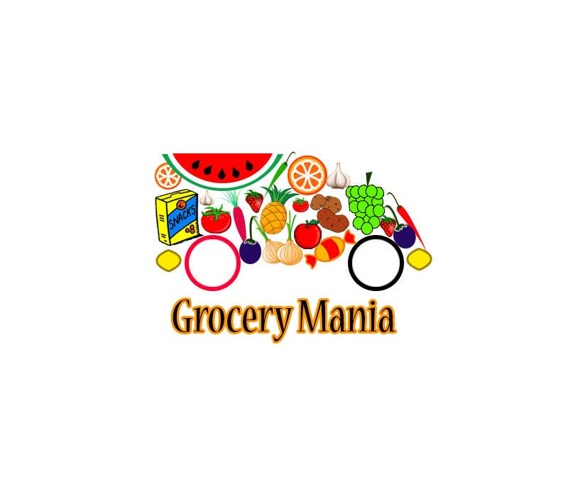 Contest Entry #                                        65                                      for                                         Logo for Online Grocery Store