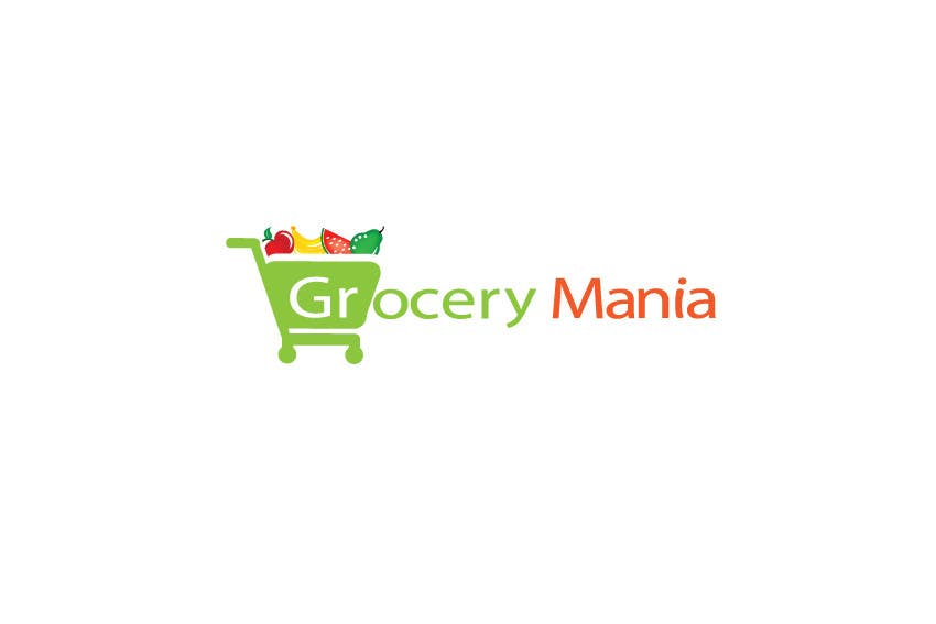 Contest Entry #                                        66                                      for                                         Logo for Online Grocery Store