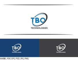 #108 for Design a Logo for TBO Technologies af tolomeiucarles