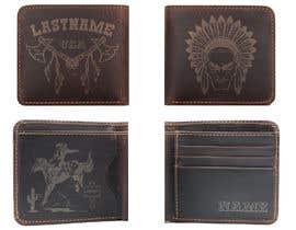#24 para Design an SVG Wallet Template por DAISYMURGA