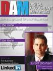 Graphic Design for Accountant Marketing Review Magazine (Edit existing InDesign template) için Graphic Design3 No.lu Yarışma Girdisi