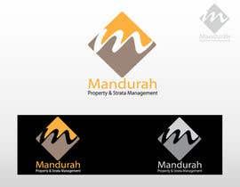 nº 135 pour Logo Design for Mandurah Property & Strata Management par wasimonweb