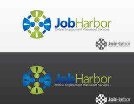 #68 cho Logo Design for Job Harbor bởi novita007