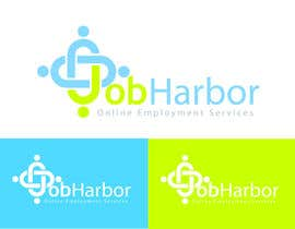 #91 for Logo Design for Job Harbor af GagaSnaga