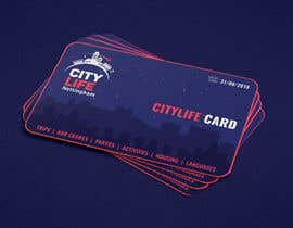 #21 for Design a membership card by adarshdk