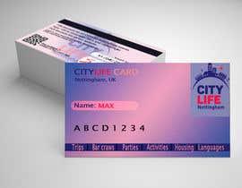 #25 for Design a membership card by NazmulHudaManaf