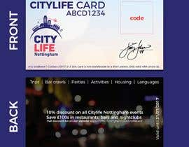 #28 for Design a membership card by skyfx
