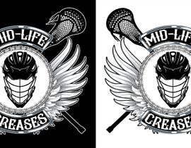 #138 para Motorcycle Gang/Harley Davidson style Logo for men's lacrosse team de Pibbles