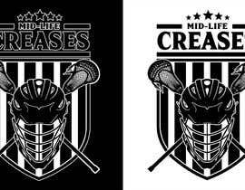 #140 para Motorcycle Gang/Harley Davidson style Logo for men's lacrosse team de Pibbles