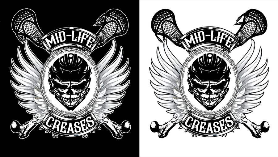 Entry #141 by Pibbles for Motorcycle Gang/Harley Davidson style Logo