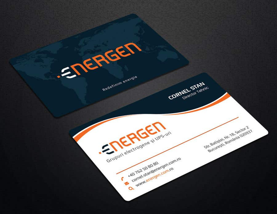 Entry #231 by triptigain for Design an engaging business card for ...