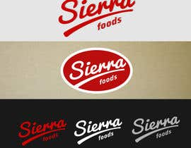 #139 for Logo Design for Sierra Foods af steamrocket