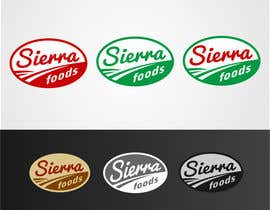 #163 for Logo Design for Sierra Foods af steamrocket
