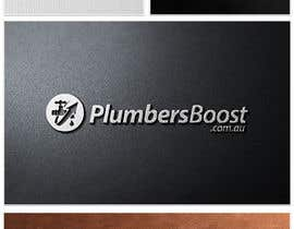 #305 for Logo Design for PlumbersBoost.com.au by CTRaul