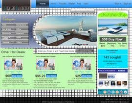 #49 cho Website Design for Blam Daddy Inc. bởi doublee07