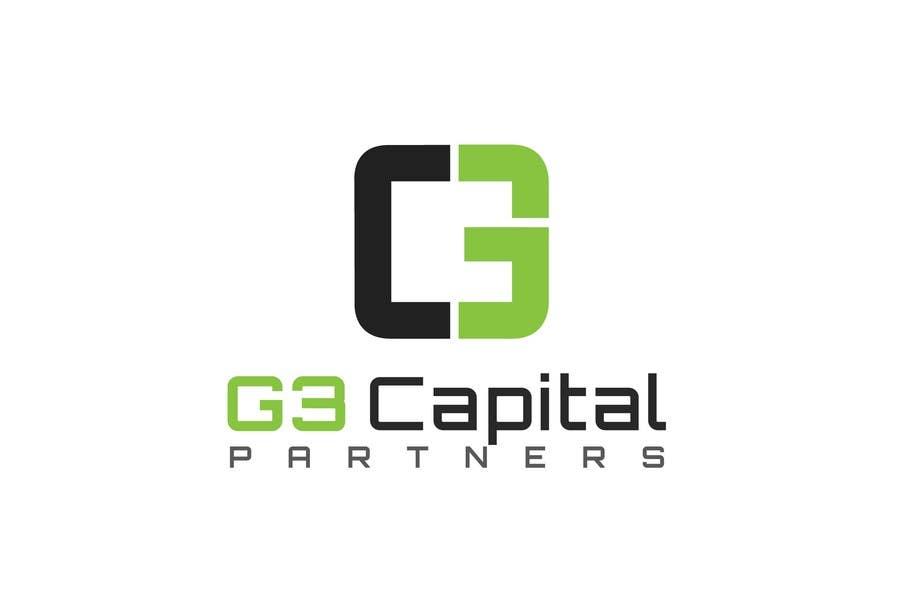 #68 для Logo Design for G3 Capital Partners от soniadhariwal
