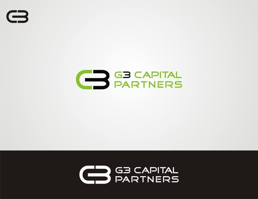 #78 для Logo Design for G3 Capital Partners от sourav221v