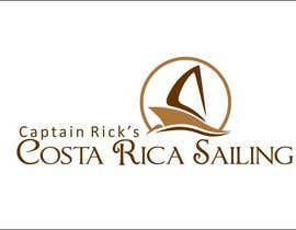 nº 101 pour Logo Design for Captain Rick's Costa Rica Sailing par arteq04