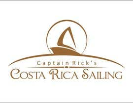 #106 para Logo Design for Captain Rick's Costa Rica Sailing por arteq04
