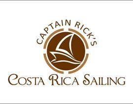 #99 para Logo Design for Captain Rick's Costa Rica Sailing por arteq04