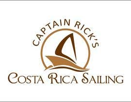 #100 para Logo Design for Captain Rick's Costa Rica Sailing por arteq04