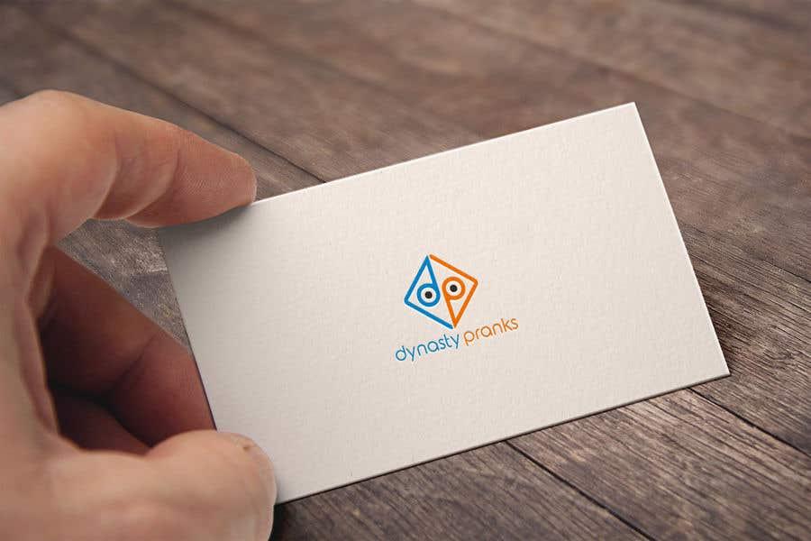 Entry #10 by creativefolders for Design a Logo - Dynasty Pranks