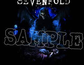 Design a T-Shirt of avenged sevenfold of the album for