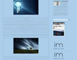 #12 para Looking for the new website of Inspiring Myself por Devgru02