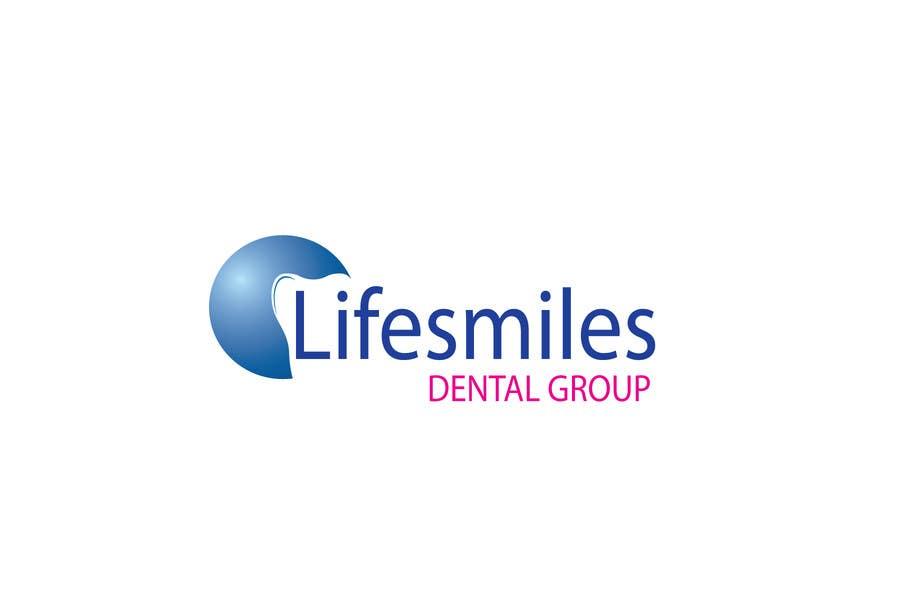 Penyertaan Peraduan #                                        50                                      untuk                                         Logo Design for LIFESMILES DENTAL