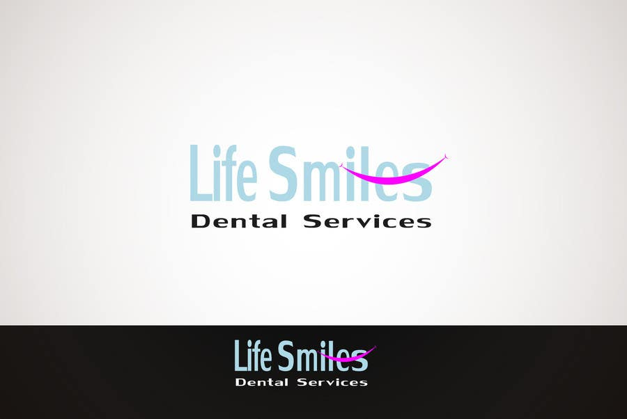 Konkurrenceindlæg #                                        34                                      for                                         Logo Design for LIFESMILES DENTAL
