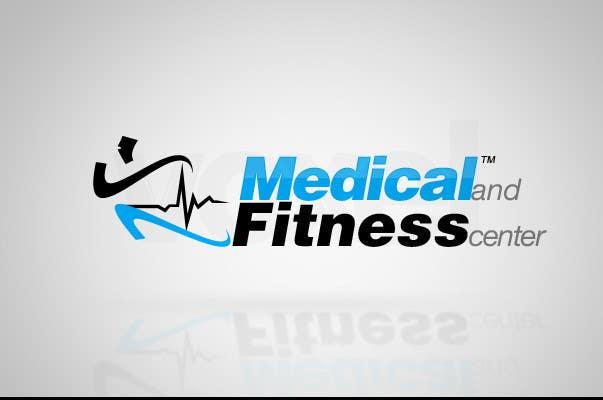 Konkurrenceindlæg #99 for Logo Design for Medical and Fitness Centre