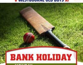 #28 pentru Fundraiser Poster Design for Print - Cricket! de către maidang34
