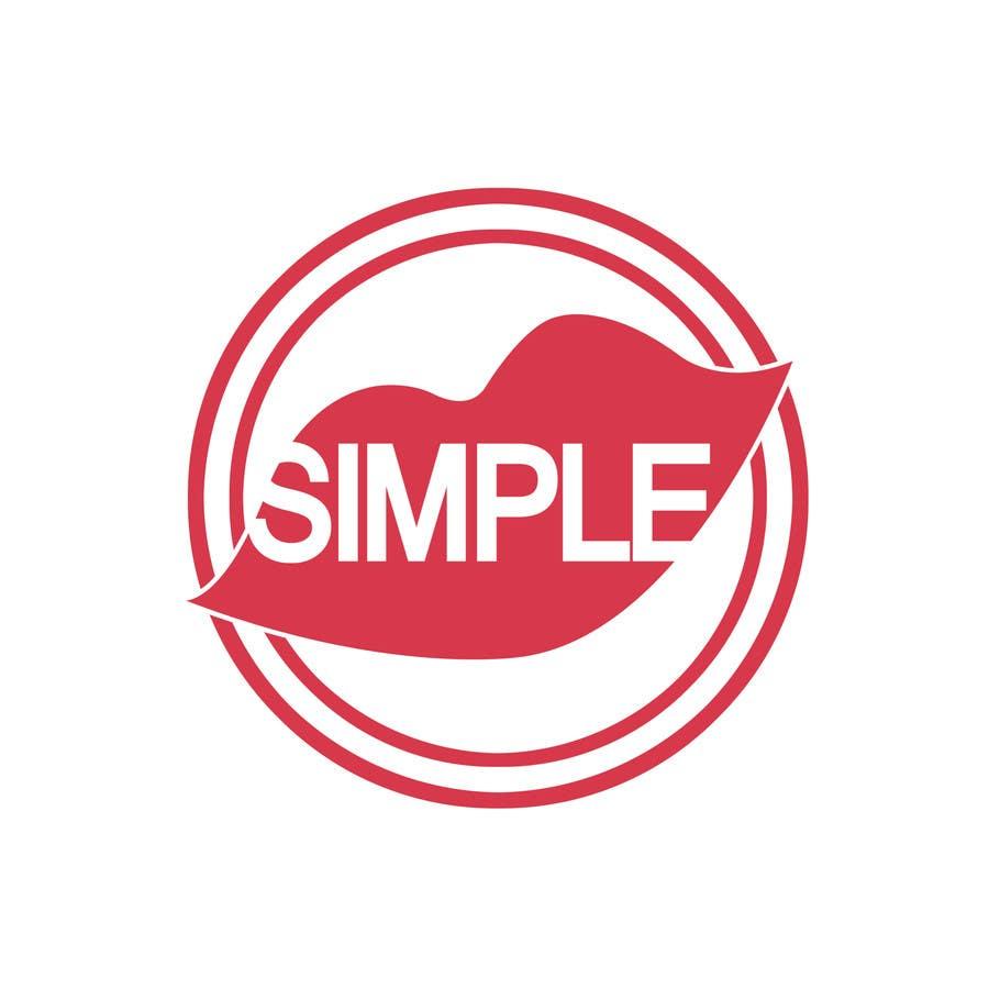 Penyertaan Peraduan #                                        90                                      untuk                                         Design a Stamp like Image for SIMPLE