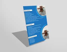 e5ddesigns tarafından Design a Flyer to Sell a Medical Chair to Medical Suppliers için no 9