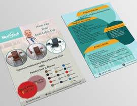 shovon0 tarafından Design a Flyer to Sell a Medical Chair to Medical Suppliers için no 10