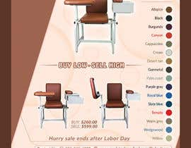 jotikundu tarafından Design a Flyer to Sell a Medical Chair to Medical Suppliers için no 20