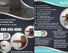 yahiashalaby tarafından Design a Flyer to Sell a Medical Chair to Medical Suppliers için no 3