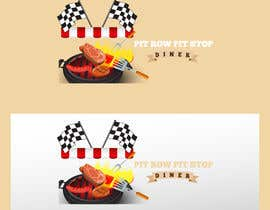 #44 for Creative Logo for BBQ Diner by rirakib03
