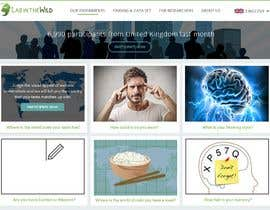 #21 for Redesign our website front page and give us insights about your workflow. by sharpensolutions