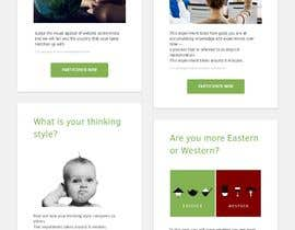 #24 for Redesign our website front page and give us insights about your workflow. by donigraphic