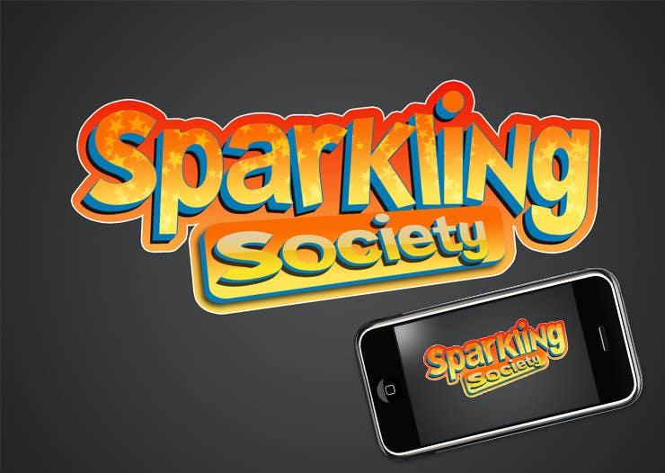 Inscrição nº 122 do Concurso para Logo Design for Sparkling Society