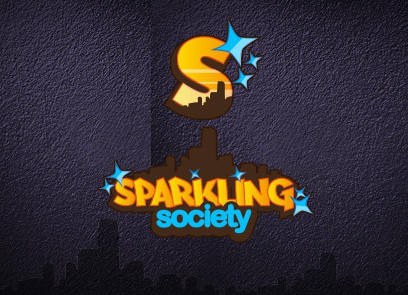 Inscrição nº 101 do Concurso para Logo Design for Sparkling Society
