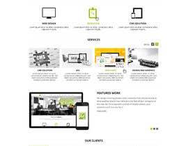 #29 for Design a Website Mockup for http://makers.dk af hoang8xpts