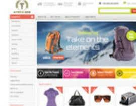 #27 for Design a Website Mockup for http://makers.dk af creativetigers32