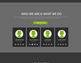 #18 for Design a Website Mockup for http://makers.dk af arunkoshti