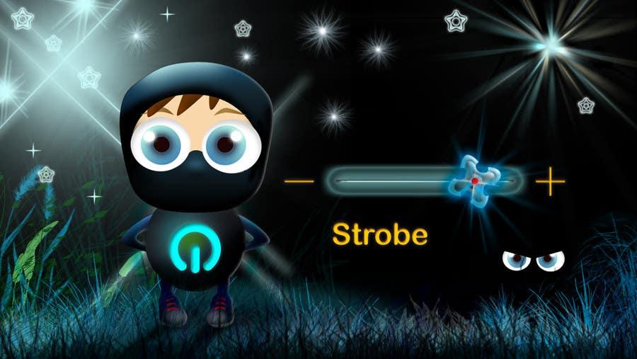 Inscrição nº                                         54                                      do Concurso para                                         Kids Night Light Graphic Design for App