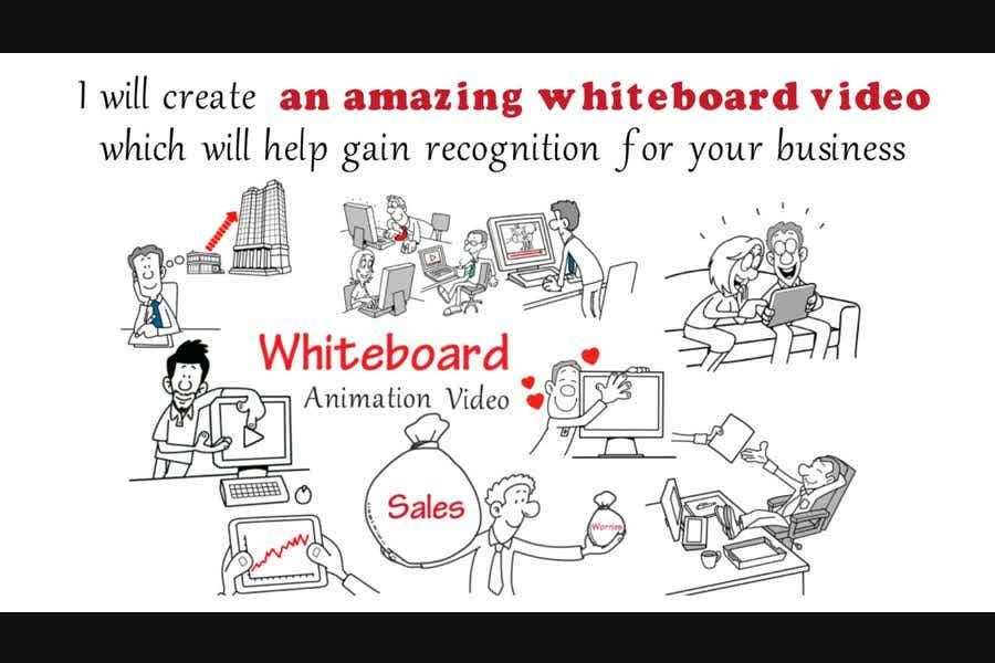 Entry #3 by zamntasawwar for Whiteboard (Explainer) Video