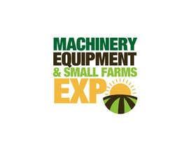 #60 untuk Design a Logo for Machinery, Equipment and Small Farms Expo oleh NicolasFragnito