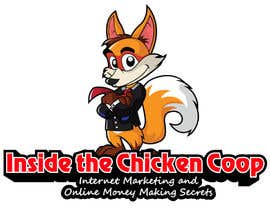 #2 for Logo Design for Inside The Chicken Coop af MyPrints
